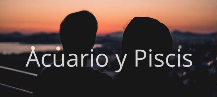 Compatibilidad entre Acuario y Piscis