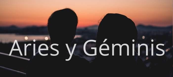 Compatibilidad entre Aries y Géminis