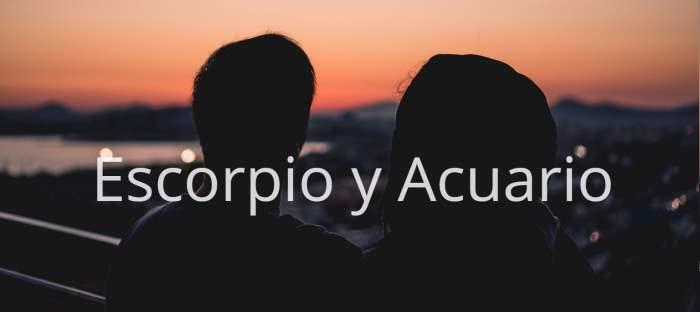 Compatibilidad entre Escorpio y Acuario