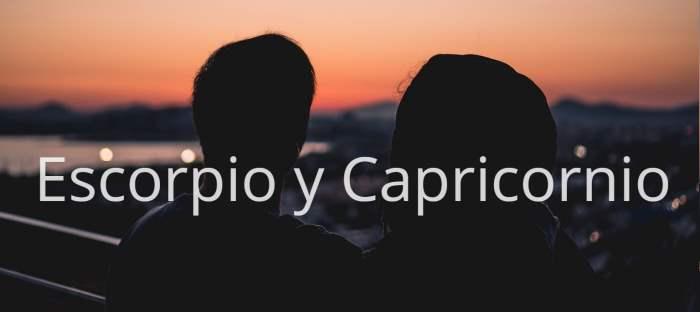 Compatibilidad entre Escorpio y Capricornio