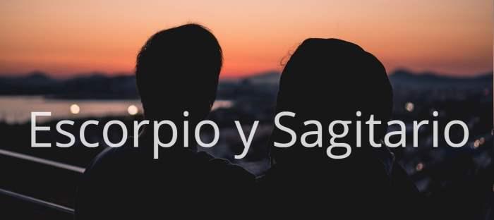 Compatibilidad entre Escorpio y Sagitario