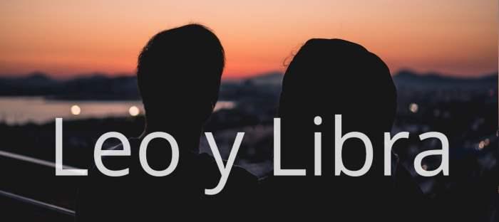 Compatibilidad entre Leo y Libra