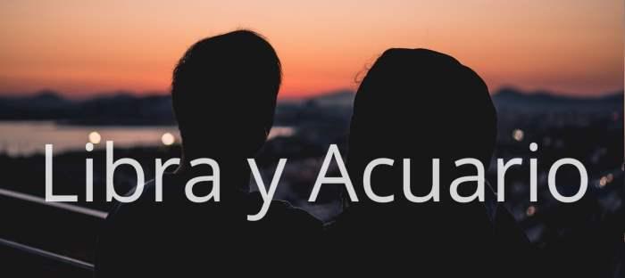 Compatibilidad entre Libra y Acuario