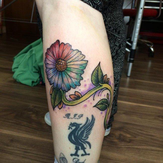 tatuaje Margarita120