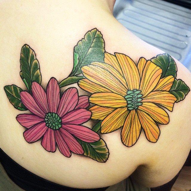 tatuaje Margarita121