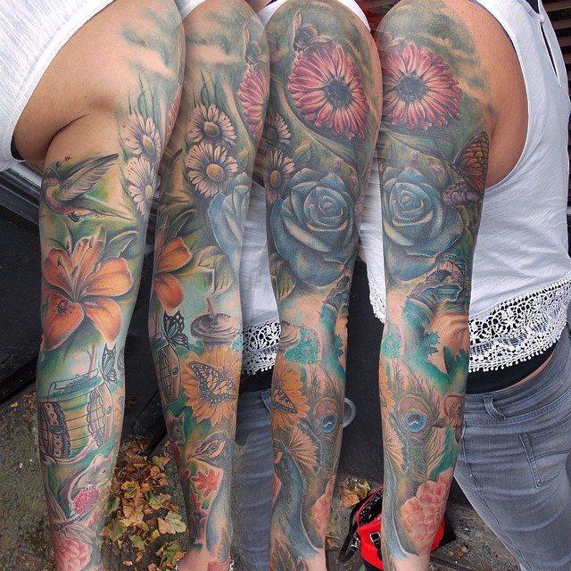 tatuaje Margarita123