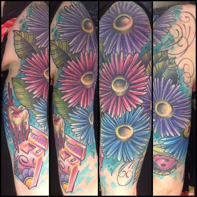 tatuaje Margarita124