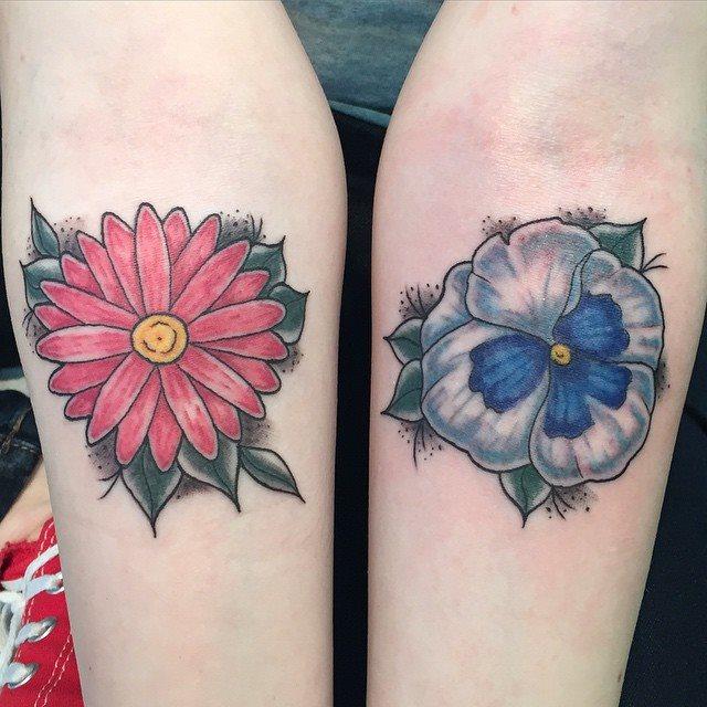 tatuaje Margarita125