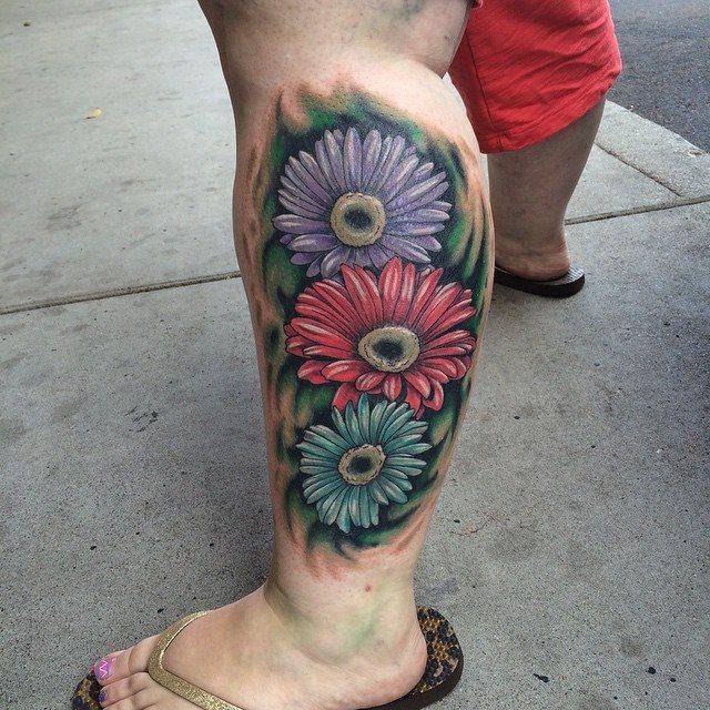 tatuaje Margarita127
