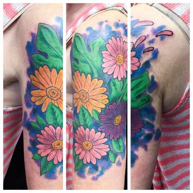 tatuaje Margarita129