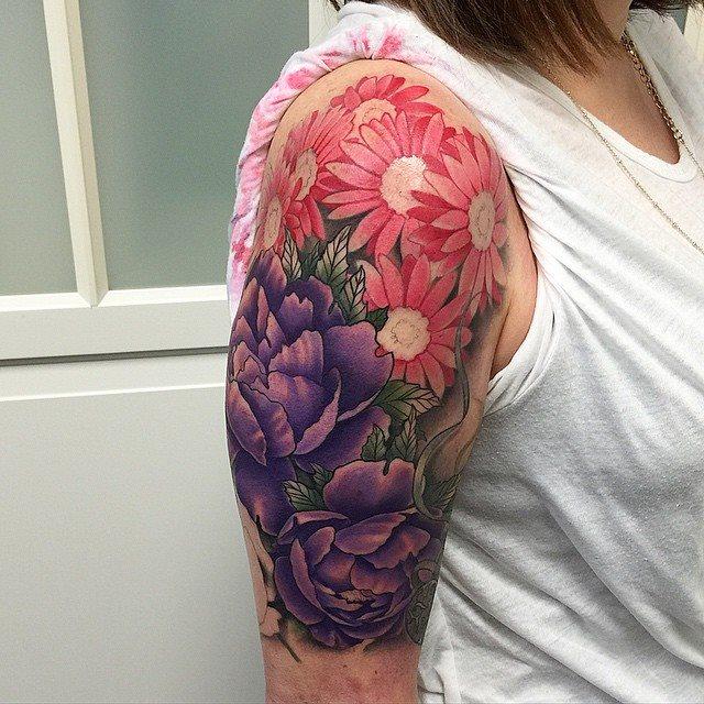 tatuaje Margarita132