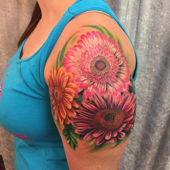 tatuaje Margarita133