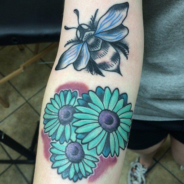 tatuaje Margarita134