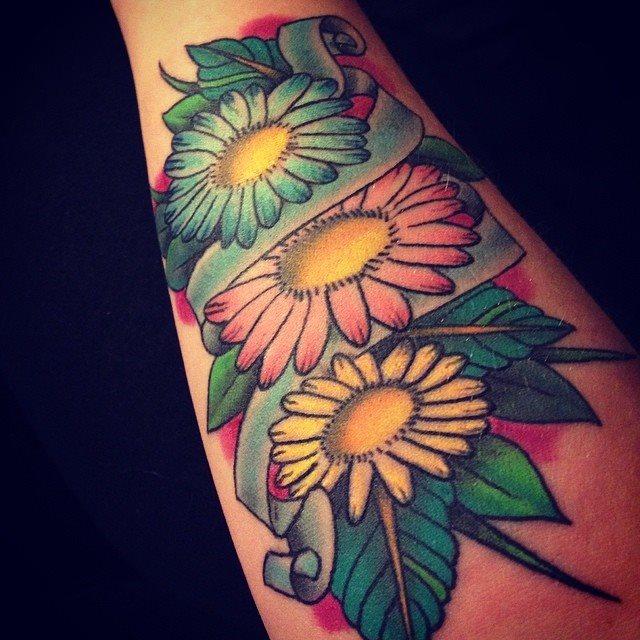 tatuaje Margarita136