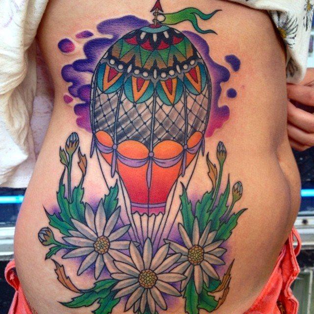 tatuaje Margarita138
