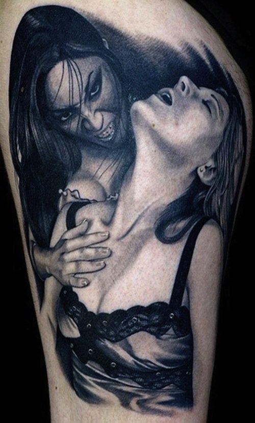 tatuaje Vampiros122