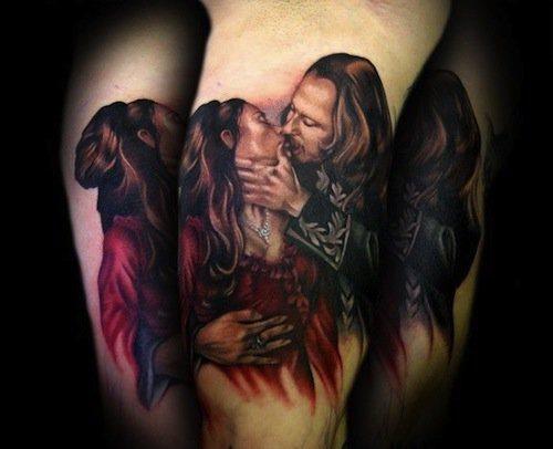 tatuaje Vampiros127