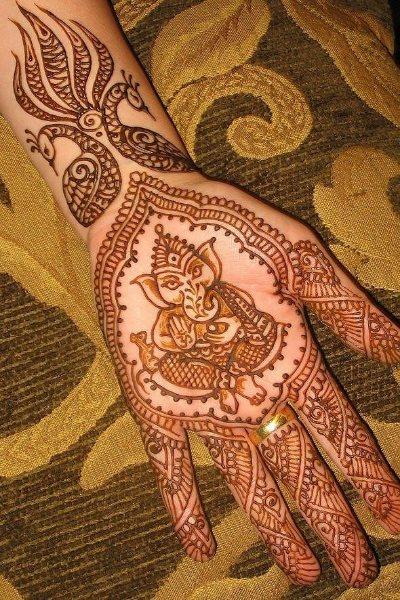 tatuaje henna 1029