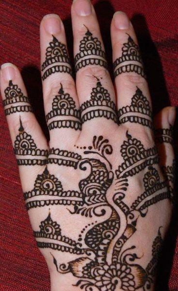 tatuaje henna 1031