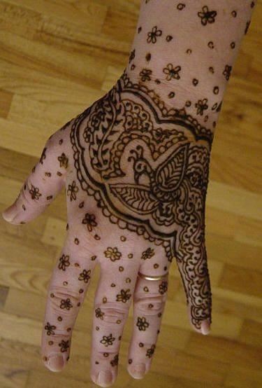 tatuaje henna 1033