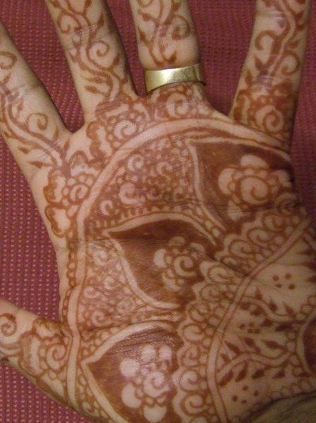 tatuaje henna 1035
