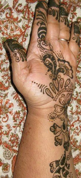 tatuaje henna 1041