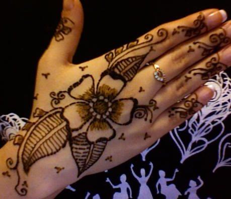 tatuaje henna 1046