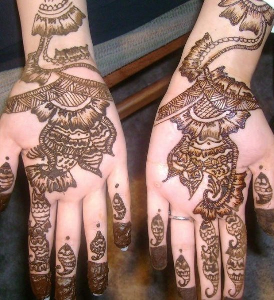 tatuaje henna 1048