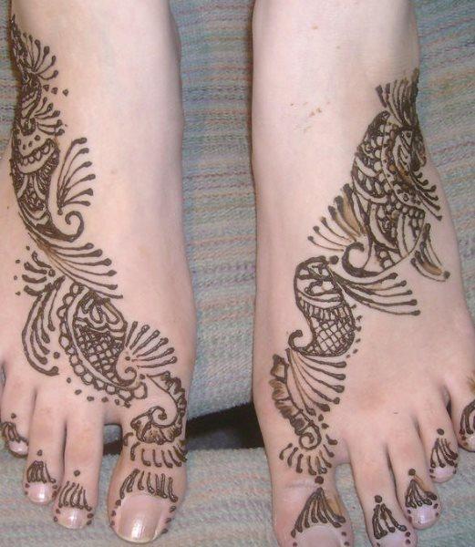 tatuaje henna 1049
