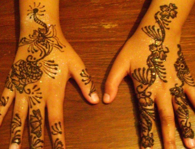 tatuaje henna 1050