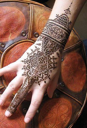tatuaje henna 1059