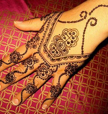 tatuaje henna 1060