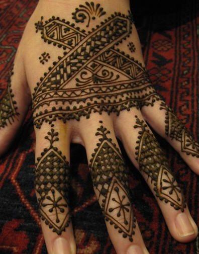 tatuaje henna 1062