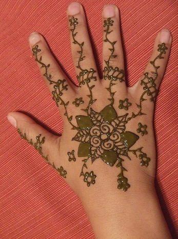 tatuaje henna 1065