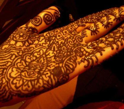 tatuaje henna 1067