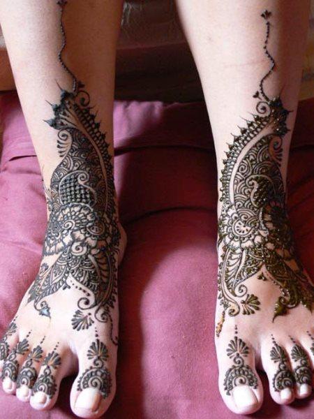 tatuaje henna 1000