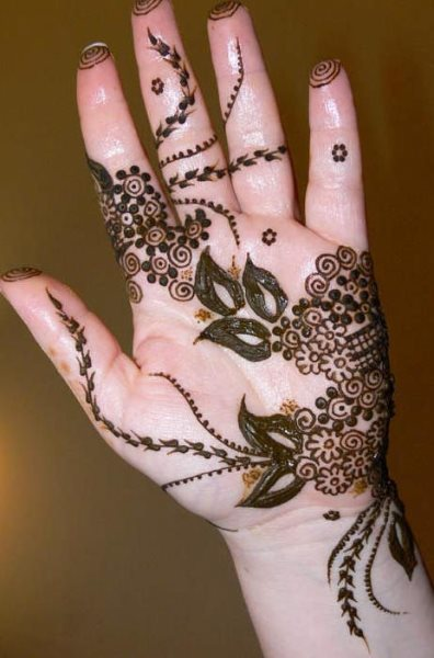 tatuaje henna 1005