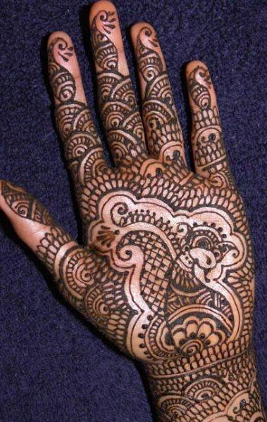 tatuaje henna 1008