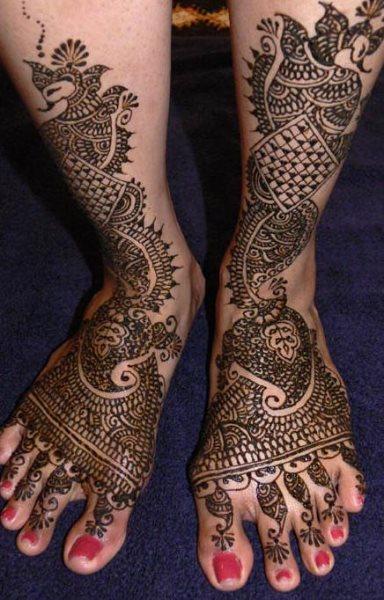 tatuaje henna 1010