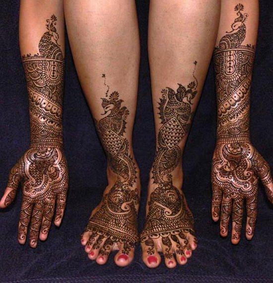 tatuaje henna 1013