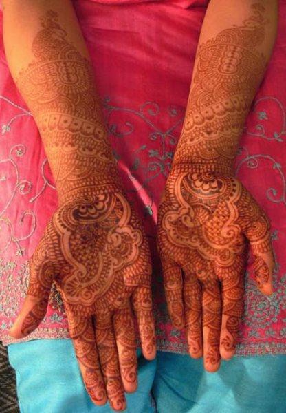 tatuaje henna 1015