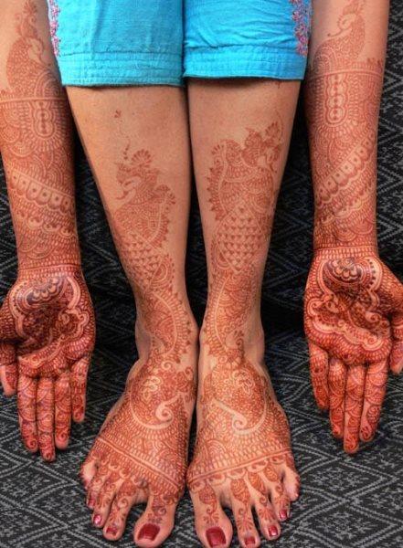 tatuaje henna 1016