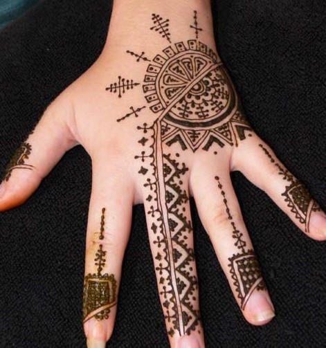 tatuaje henna 1017