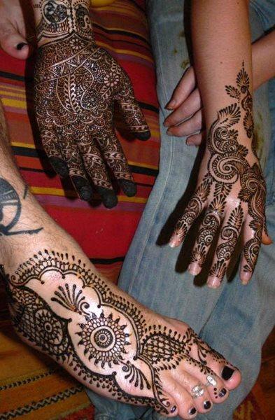 tatuaje henna 1021