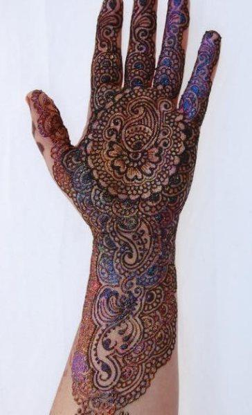 tatuaje henna 1023
