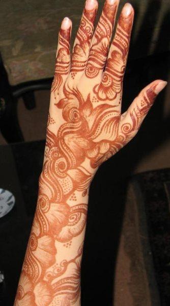 tatuaje henna 1025