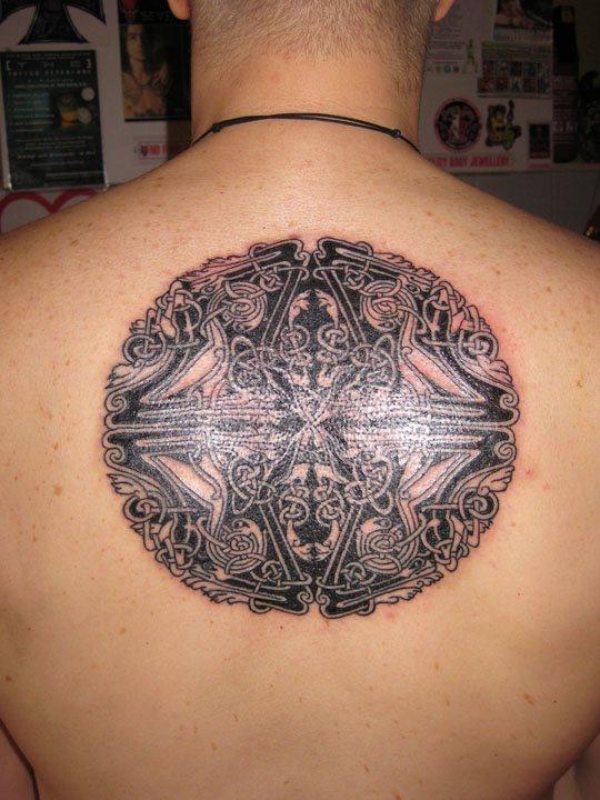tatuaje celta 10
