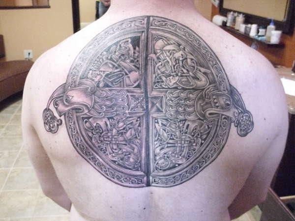 tatuaje celta 11