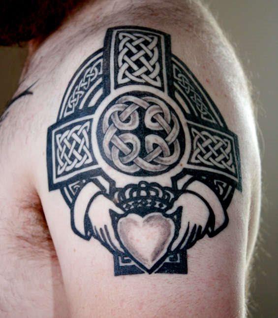 tatuaje celta 45