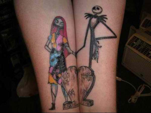 tatuaje de pareja 39